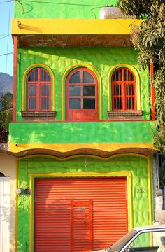 Storefront, Ajijic, Mexico by Steven Miller | Flickr - Photo Sharing!