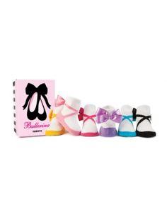 :)  Trumpette Ballerina Infant Socks (NEW for 2011) (0-12 Months) Trumpette,http://www.amazon.com/dp/B00571F458/ref=cm_sw_r_pi_dp_yod3rb1ZZY4KQ9F7