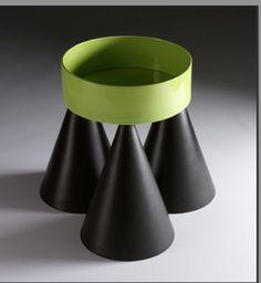 Jane a corunum ceramic by ETTORE SOTTSASS