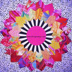 Progress on my Dresden by Sondra Millard! www.shesgotmojo.com