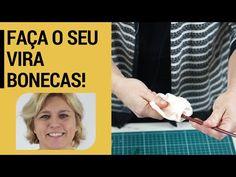 Faça Você Mesmo: 4 Vira Bonecas Por Menos de R$20! - YouTube