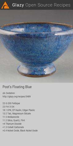 Glazes For Pottery, Ceramic Pottery, Pottery Art, Pottery Ideas, Ceramic Tools, Ceramic Clay, Red Glaze Recipe, Pottery Lessons, Bowls