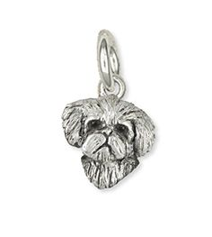 WithLoveSilver Sterling Silver 925 Charm Classic Lucky Horseshoe with Horse Head Pendant
