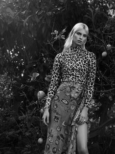 Publication:Factice Magazine Photography: Anna Gunselman Styled by:Rima Vaidila Hair: Sydney Costley Makeup: Nicola Hamilton Model: Bree Smith at Next Management Los Angeles