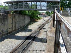 Old Railroad Depot in Decatur, AL