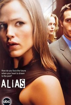 """Alias"" TV show starring Jennifer Garner"