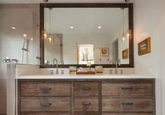 Love the reclaimed wood paired with simple and clean: desire to inspire - desiretoinspire.net - Artistic Designs forliving