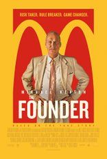 The story of McDonald's founder .