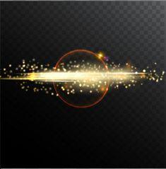 Golden Shine Light Effect Vector vector y png Golden Background, Brick Wall Background, Lights Background, Textured Background, Free Vector Graphics, Vector Art, Stage Spotlights, Stage Lighting Design, Optical Flares
