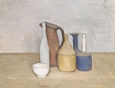 Джорджо Моранди. Итальянский художник, график и живописец