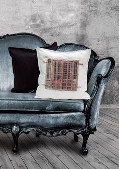 poduszka- sklep żelazny (proj. Mole)