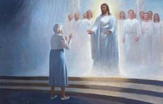 Yeshua (Jesus) is Lord: Keep On Looking Jon Mcnaughton, Image Jesus, Pictures Of Christ, Lds Art, Saint Esprit, Jesus Is Lord, King Jesus, Son Of God, Heavenly Father