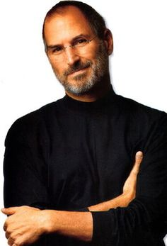 """The ones who are crazy enough to think that they can change the world, are the ones who do."" - Steve Jobs"