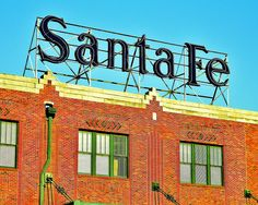vintage fort worth neon signs | Santa Fe Neon - Fort Worth TX | Flickr - Photo Sharing!