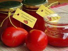 Σπιτική κέτσαπ Homemade, Vegetables, Recipes, Food, Diy, Home Made, Bricolage, Essen, Eten