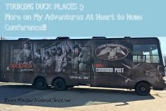 Heart to Home Conference: Touring Duck Places :) - Raising Soldiers 4 Christ