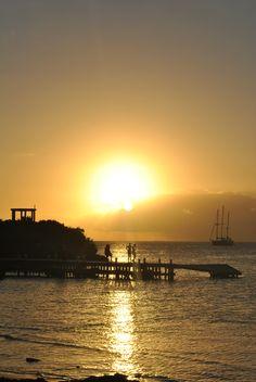 Sunset, Sapodilla Bay, Provo, Turks and Caicos
