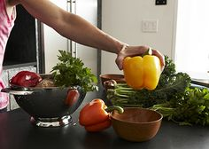 Save the produce from wilting away by following these simple tips and tricks to keep your fruits and vegetables alive and well for a longer period of time.