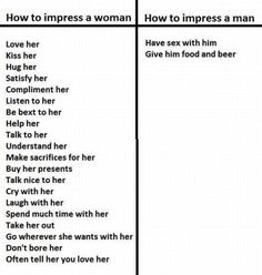 how to impress man on bed