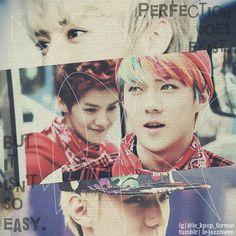 #kpop #exo #exom #exok #weareone #Luhan #lulu #xiaolu #xiluhan #dearmydeer #deerlulu #Sehun #OhSehun #Sehunnie #Maknae #HunHan #fanmade #fanart #edit