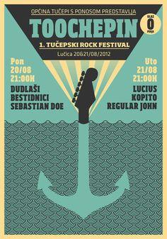 Posters & Illustrations 112 by Ivorin Vrkaš, via Behance
