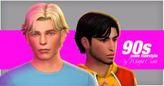 Sims 4 Hair Male, Sims Hair, Male Hair, Sims 4 Cc Packs, Sims 4 Mm Cc, Sims 4 Men Clothing, Sims 4 Characters, Sims 4 Cas, Sims 4 Cc Finds