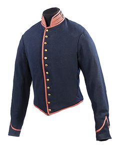 Civil War Regulation 12-Button Enlisted Artillery Shell Jacket, (2006, Firearms and Early Militaria Auction, Dec 7)