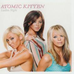 ATOMIC KITTEN (1997-2008, 2012-heden) Natasha Hamilton, Jenny Frost, Kerry Katona, Liz McClarnon, Heidi Range.