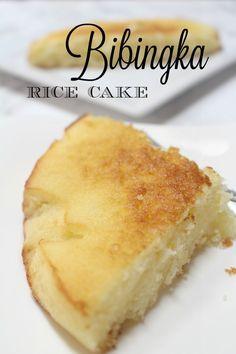 Bibingka or Rice Cake
