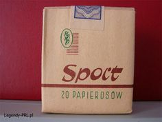 Vintage Labels, Paper Shopping Bag, Poland, Childhood, Retro, Sport, F1, Images, Tin Cans