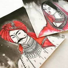 Indian Art Paintings, Journalling, Pencil Art, Photo And Video, Wall Art, Videos, Cards, Photos, Instagram