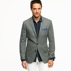 Cashmere sportcoat in Ludlow fit