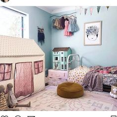 You can always rely on @teamtonkin for some seriously beautiful styling.. that play tent is a stunner.. #kidsinterior #kidsroom #kidsbedroom #childrensroom #childrensinteriors #kidsdecor #decor #kidsbedroominspiration #childrensbedroom #childrensspaces #girlsroom #girlsbedroom #interiorinspo #bedroom #interiors #roxyoxycreations