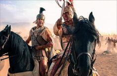 Alexander - Publicity still of Colin Farrell. The image measures 2362 * 1539 pixels and was added on 21 October Battle Of Gaugamela, Alexandre Le Grand, Alexander The Great, Alexander 2004, Roman Fashion, Colin Farrell, History Memes, Movie Photo, Ancient Greece
