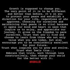 But you gotta be strong to trust, you can't  undervalue the strength in vulnerability - true growth requires it. Keep going, life is a process no one has ever mastered. #RobHillSr