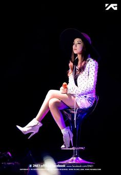 SANDARA PARK | 2NE1 ALL OR NOTHING 2014 WORLD TOUR IN CHINA x SHANGHAI GRAND STAGE