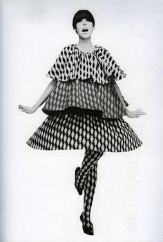 Rudi Gernreich dress, circa 1967