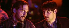 David Giuntoli, Silas Weir Mitchell