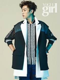 Doo Joon - Vogue Girl Magazine April Issue '14