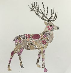 Coloring Ideas Deer