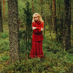 I feel like I'm a little cranberry:) . #vscocam #vsco #landscape #forest #wood #summer #July #fairytale #liveadventure #liveautentic #livefolk #folk #adventure #nature #wild #morigirl