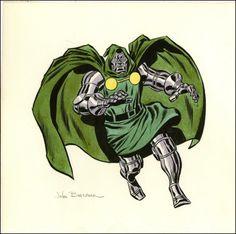 Doom by John Buscema
