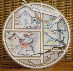 Patchwork Cards, Layout, Marianne Design, Big Shot, Vintage Cards, Christmas Cards, Decorative Plates, Scrap, Stencil