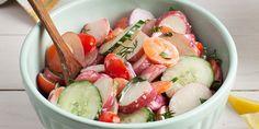 Spring Garden Potato Salad