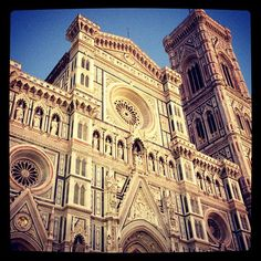 Florence, Italy - Florence Cathedral (Duomo)