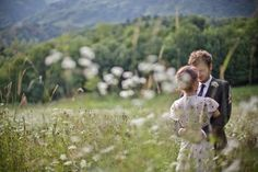 The bride wears Valentino and the groom wears Prada….a perfect wedding in Italy