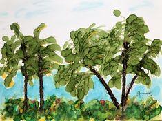 """Peaceful"" Lovitude Soul Painting by Annie Pryor"