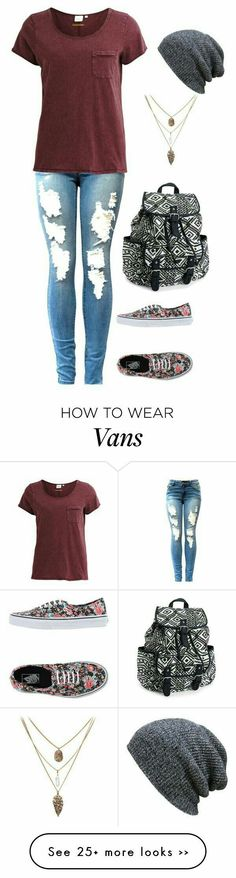 #Ropa #Moda #Outfits #Style #Vans