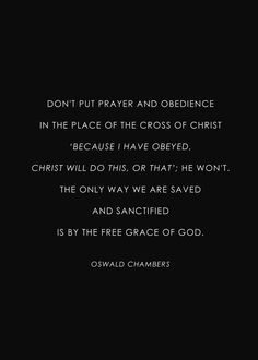 Oswald Chambers Grace Quotes, Faith Quotes, My Identity In Christ, Scripture Quotes, Bible Scriptures, Oswald Chambers, The Cross Of Christ, Seeking God, Women Of Faith