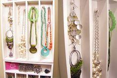 Organize colares - DIY